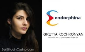 Interview with Gretta Kochkonyan, Head of Account Management at Endorphina