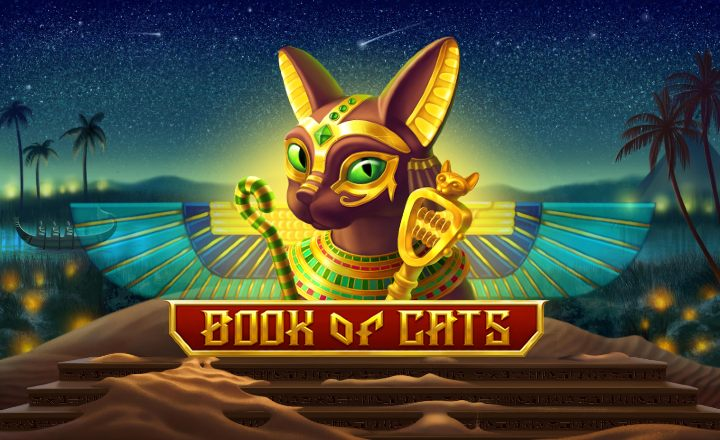 BGaming's 'Book of Cats' Takes Us Back to Ancient Egypt Starting July