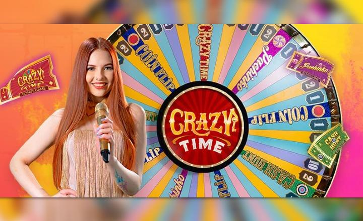 Enjoy Early Access to 'Crazy Time' on 10CRIC and Win up to ₹10,000