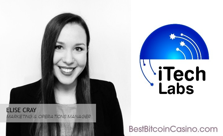 Interview with Elise Cray, Marketing & Operations Manager at iTech Labs