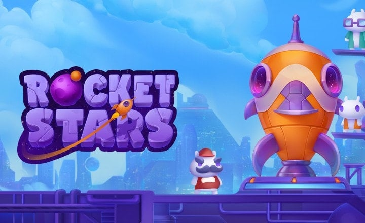 Evoplay Entertainment's Rocket Stars Blasts Off This Month