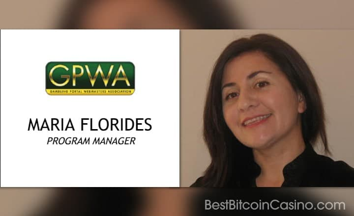 Interview with Maria Florides, Program Manager at GPWA