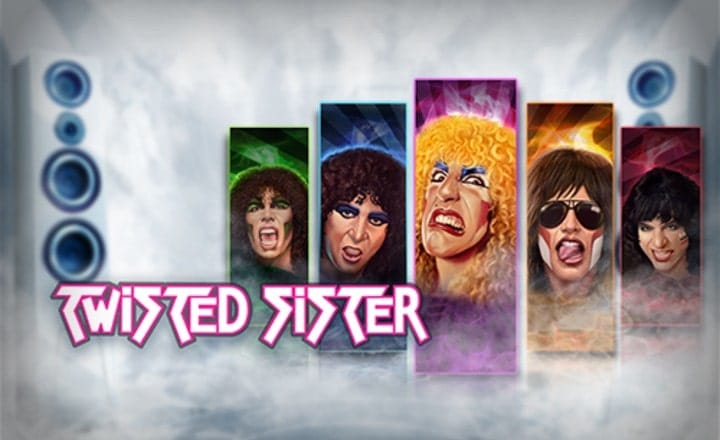 Play'n GO Launches Hotly Anticipated Twisted Sister Slot