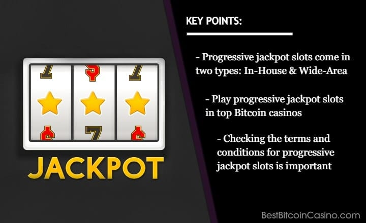 How to Join Bitcoin Casino Progressive Jackpot Slots