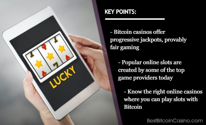 Everything You Should Know About Bitcoin Slots