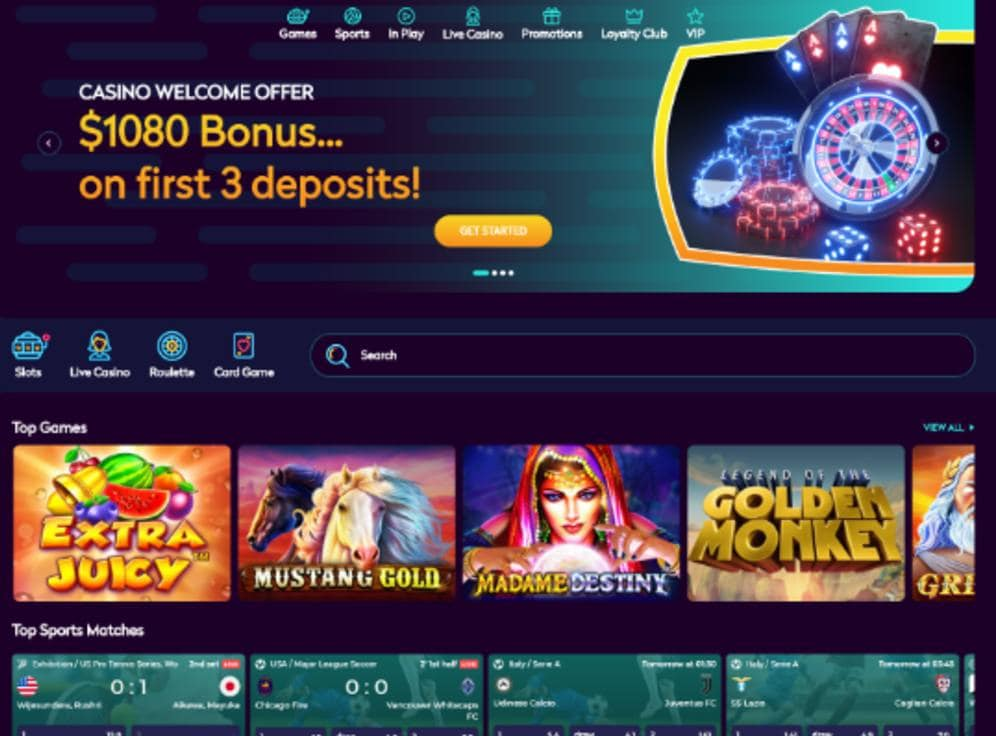 Casino360 Screenshot