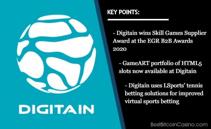 Digitain Strengthens Foothold Via Strategic Partnerships in Key iGaming Markets