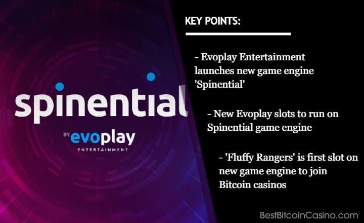 Future Evoplay Slots Run on New 'Spinential' Game Engine