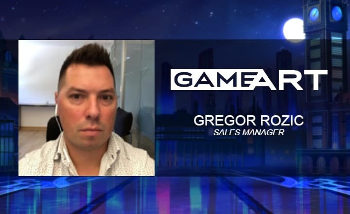 Interview with Gregor Rozic, Sales Manager at GameART