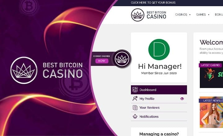 BestBitcoinCasino.com Rolls Out New 'Manage Casino' Feature