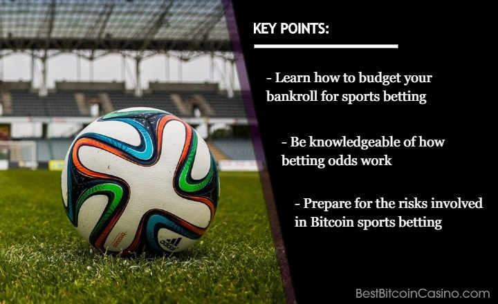 Helpful Tips & Tricks in Online Bitcoin Sports Betting