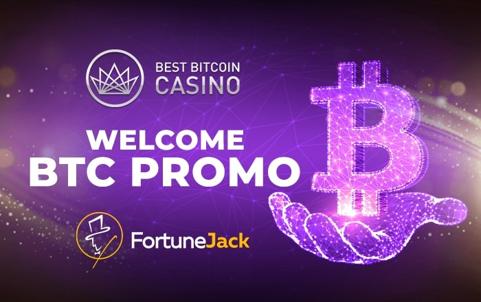 Feel the fortune with a MASSIVE bonus  from Fortune Jack