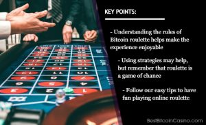 Easy But Proven Tips to Help You Enjoy Bitcoin Roulette