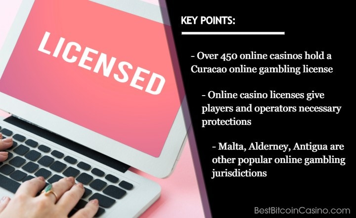 Popular Online Gambling Jurisdictions in the World
