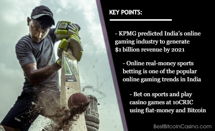 Online Real-Money Sports Betting Sees Bigger Future in India