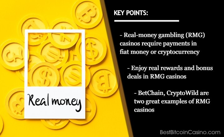 How Does a Real-Money Gambling (RMG) Work?