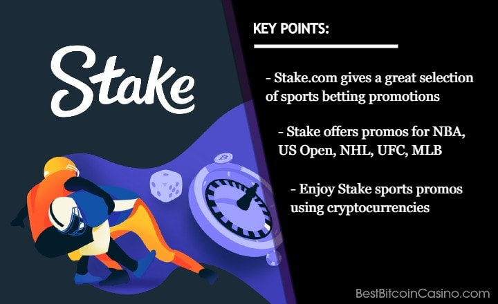 Don't Miss These Great Sports Promotions From Stake.com