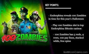 Ready to Play 100 Zombies Slot From Endorphina?
