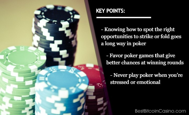 Best Online Poker Tips to Help You Win and Have Fun
