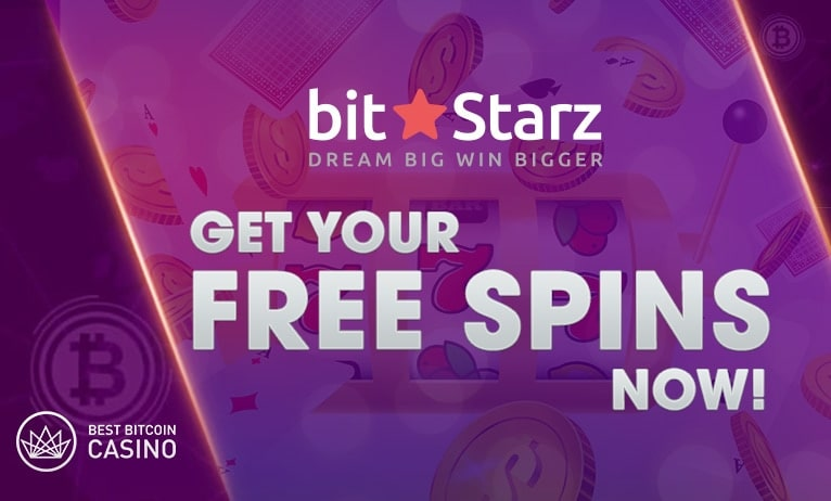 Here are BitStarz Casino free spins just for you