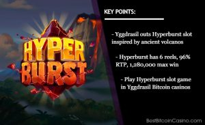 Unlock Ancient Volcano Surprises in Yggdrasil's Hyperburst Slot