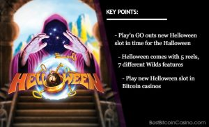 Be Ready to Rock on With New Spooky Play'n GO Slot