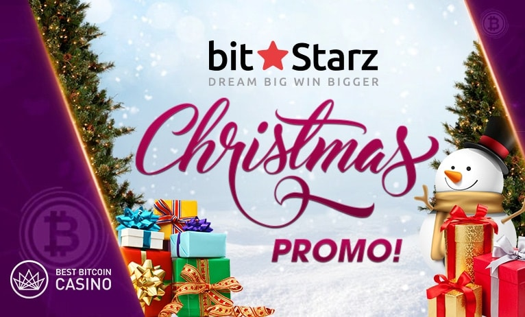 Christmas comes early at BitStarz Casino!