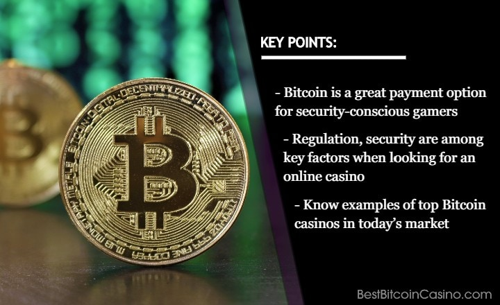 Best Bitcoin Gambling Sites for Security-Conscious Players