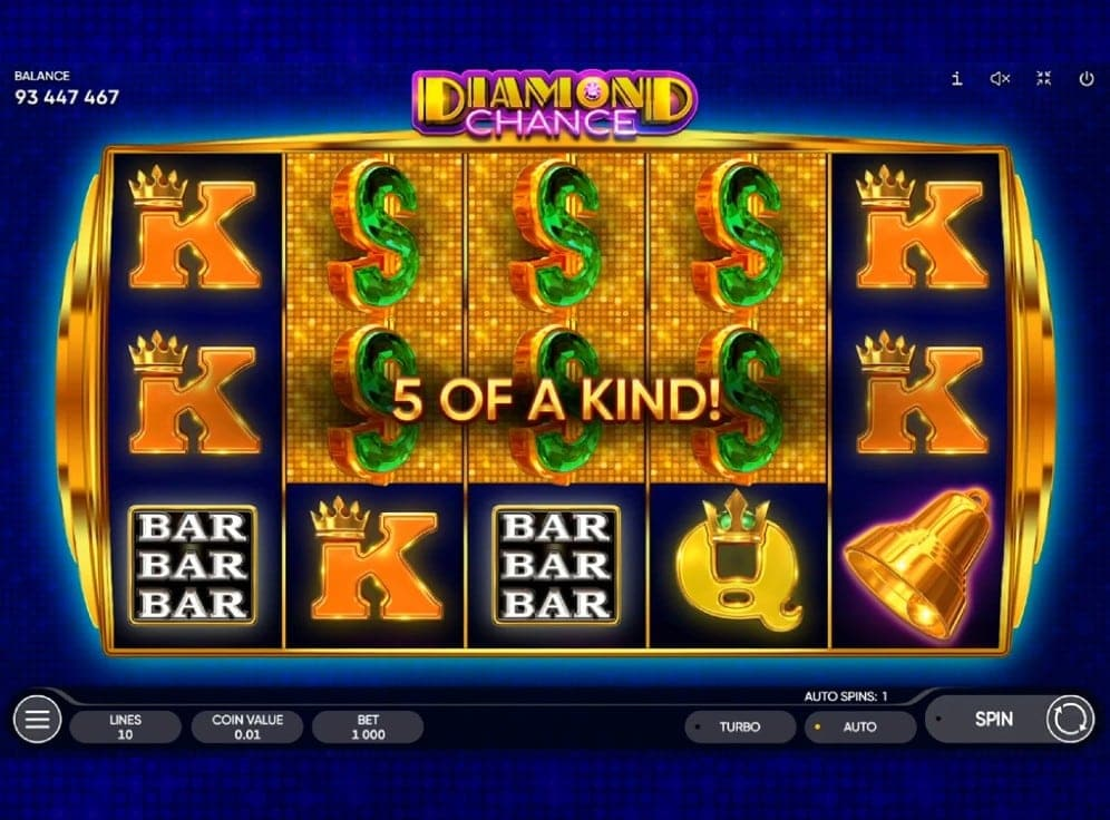 Diamond Chance Slot #2