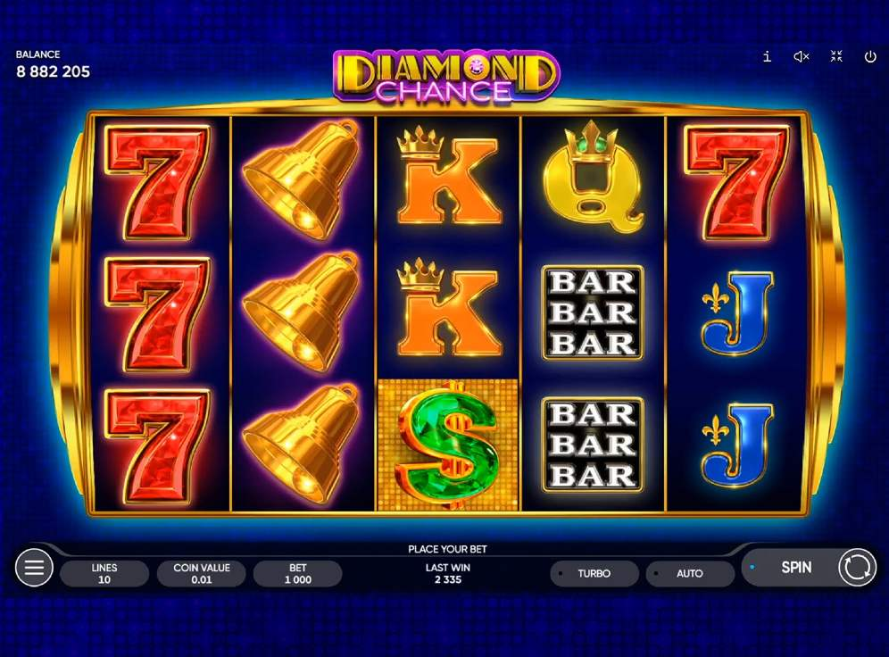 Diamond Chance Slot #1