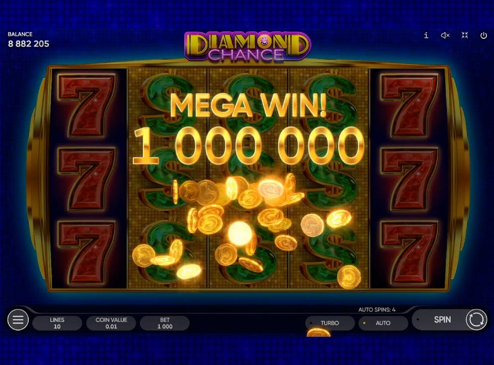 Diamond Chance Slot #3