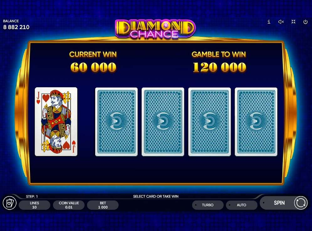 Diamond Chance Slot #4